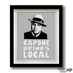 Capone Drinks Local