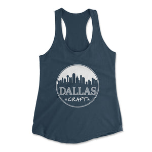 Dallas Craft [Women's Racer Tank]