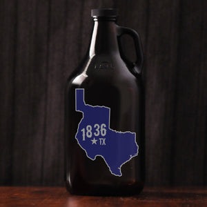 1836 Republic of Texas 64oz