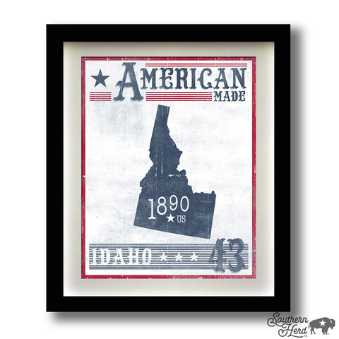Idaho Annexation