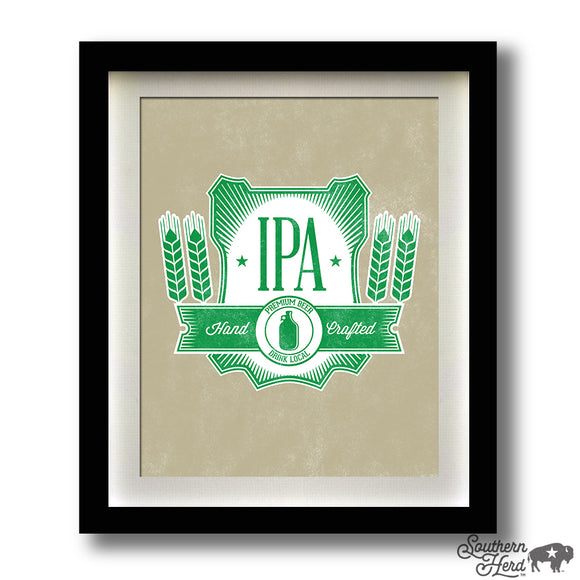 Hand Crafted IPA