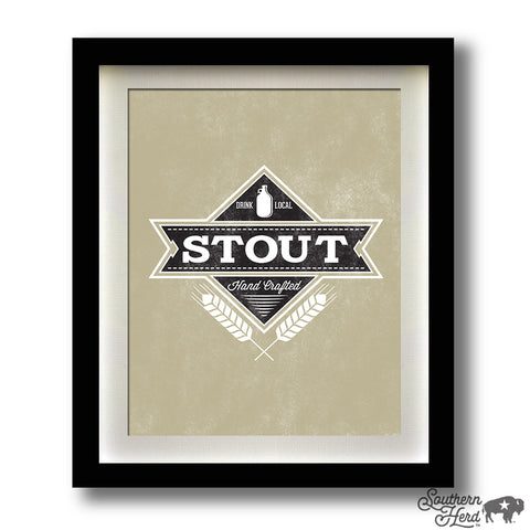 Handcrafted Stout