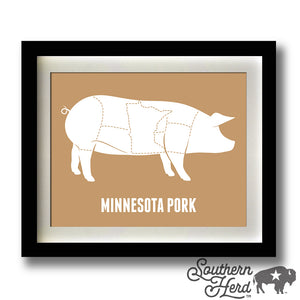 Meat Cut - Minnesota Pork