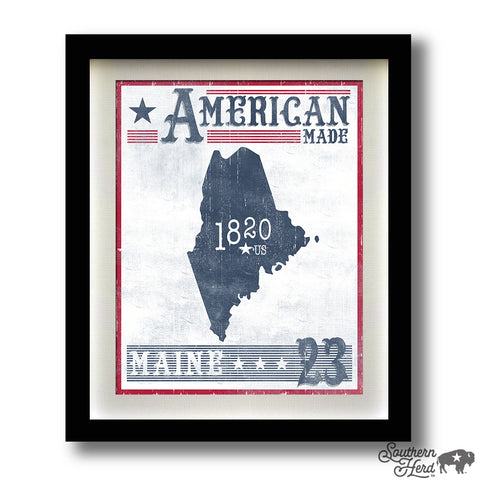 Maine Annexation