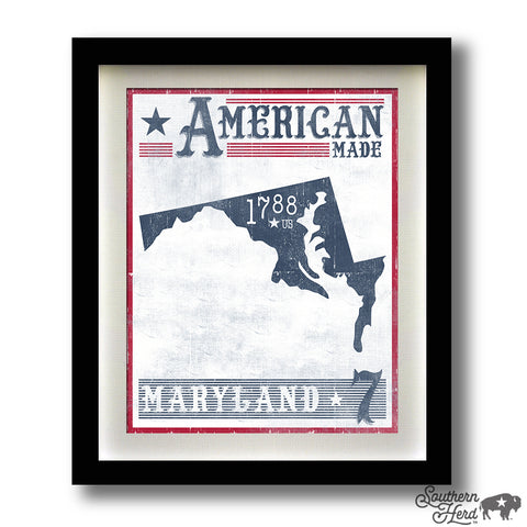 Maryland Annexation