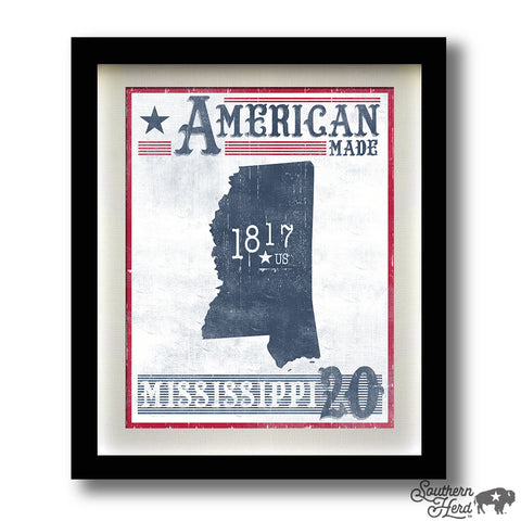 Mississippi Annexation