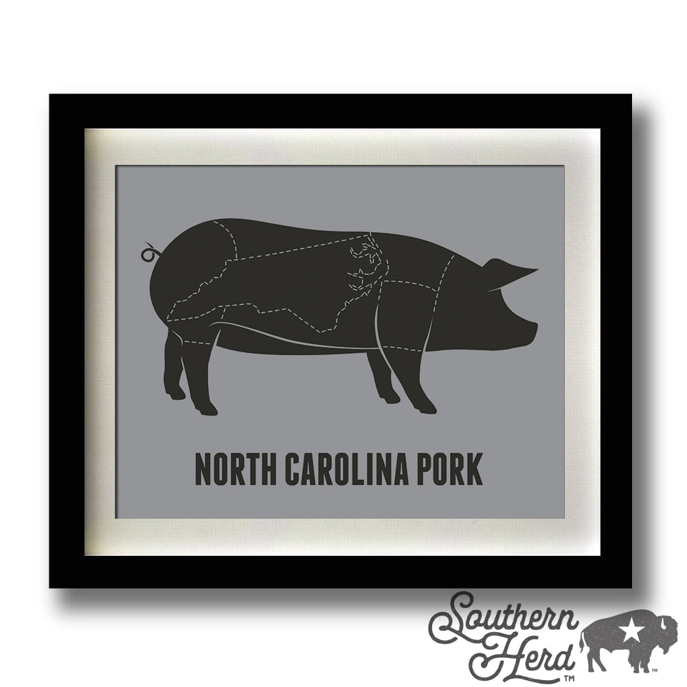 Meat Cut - North Carolina Pork
