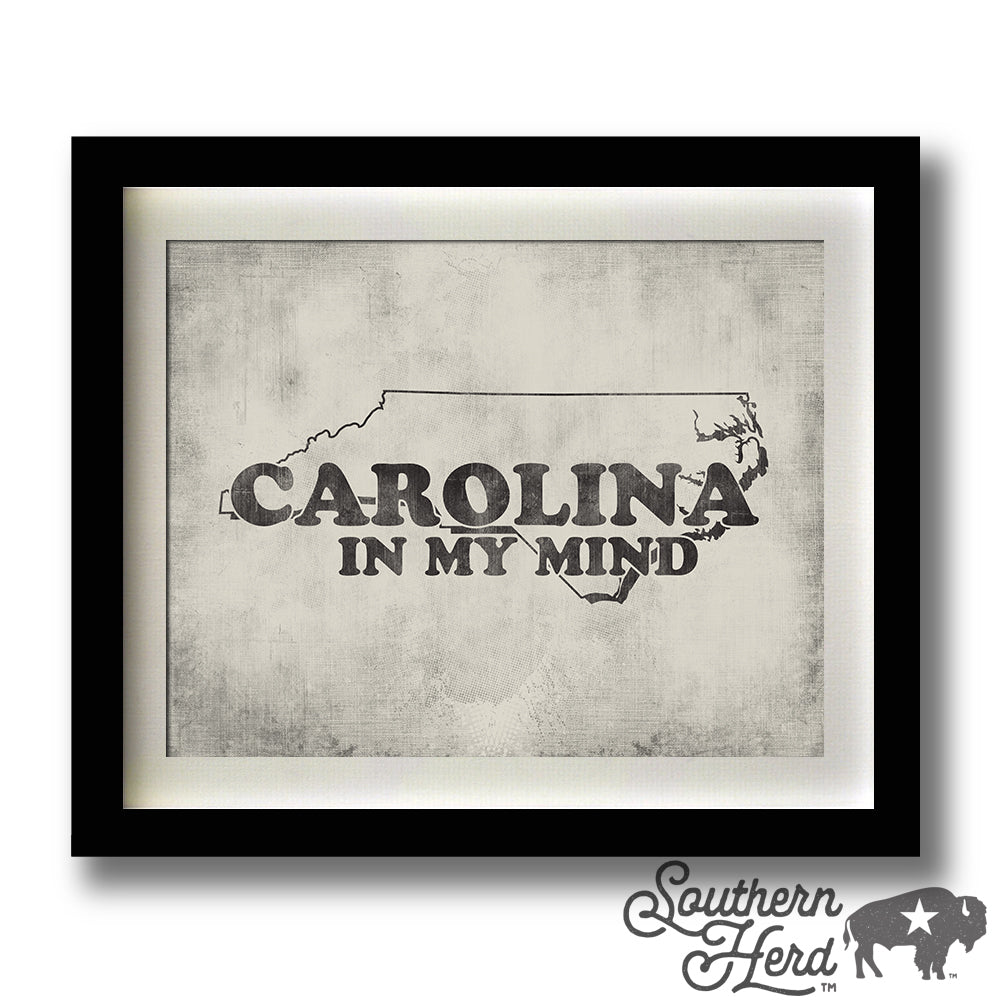 Carolina In My Mind