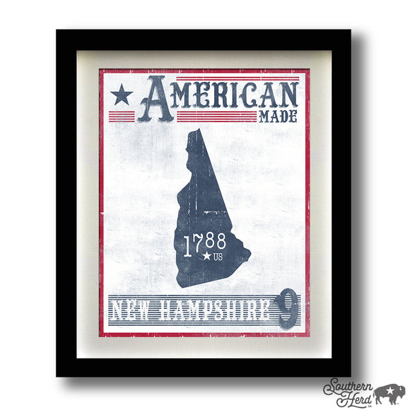 New Hampshire Annexation