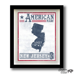 New Jersey Annexation