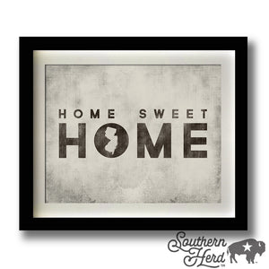 Home Sweet Home New Jersey