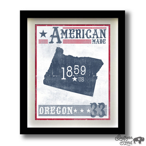 Oregon Annexation