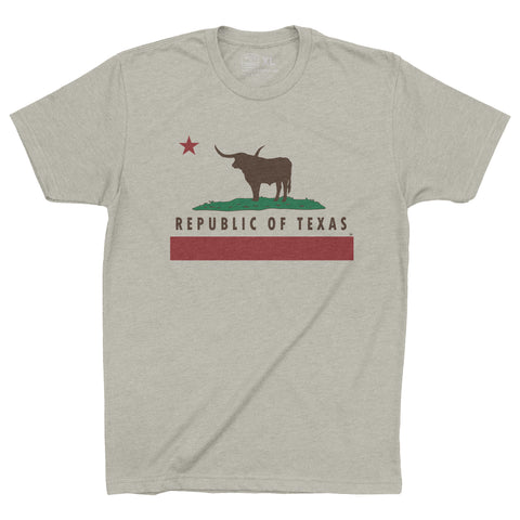 Rep of TX / CA Mashup