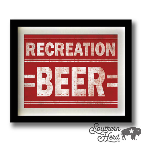 Recreation Beer