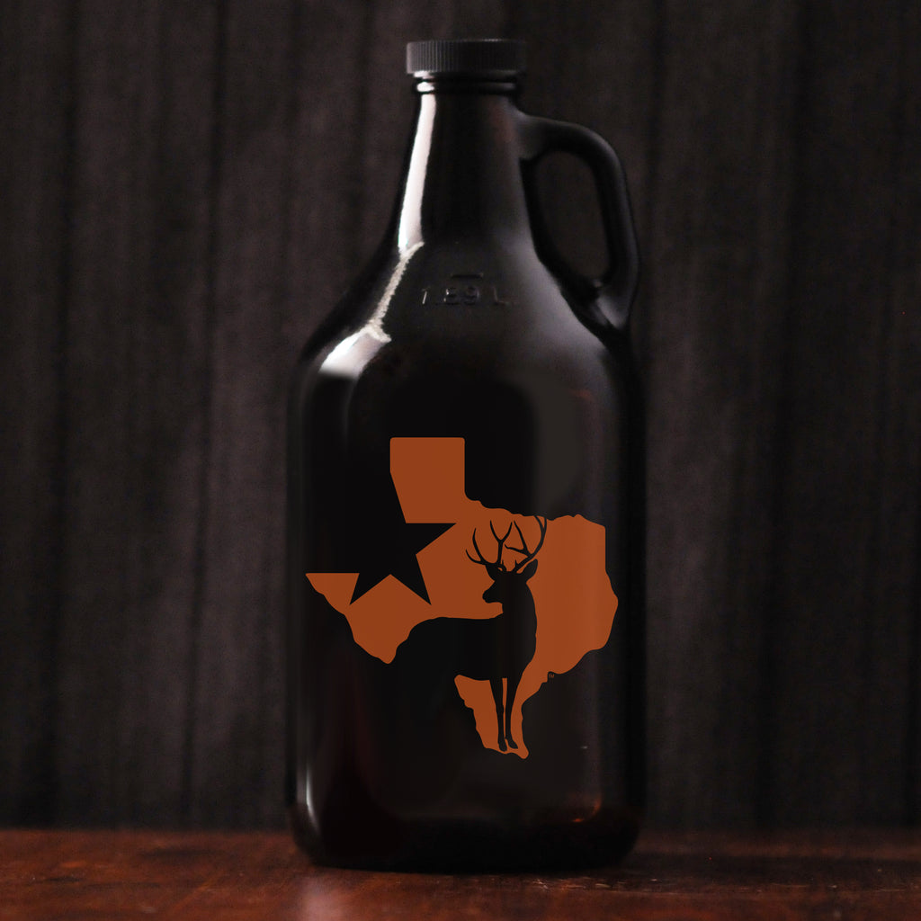 Texas Buck 64oz