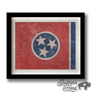 Tennesse State Flag