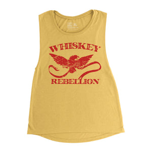 WHISKEY REBELLION [Women's Festival Tank]