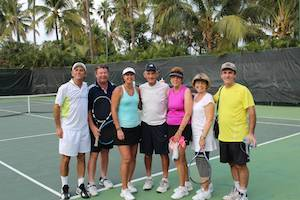 Scott Borowiak's Tennis Tours 2018 & 2019