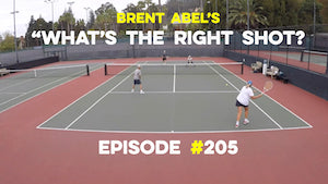 """WTRS?"" #205 - who else wants this kind of topspin dipping forehand drive ?!"
