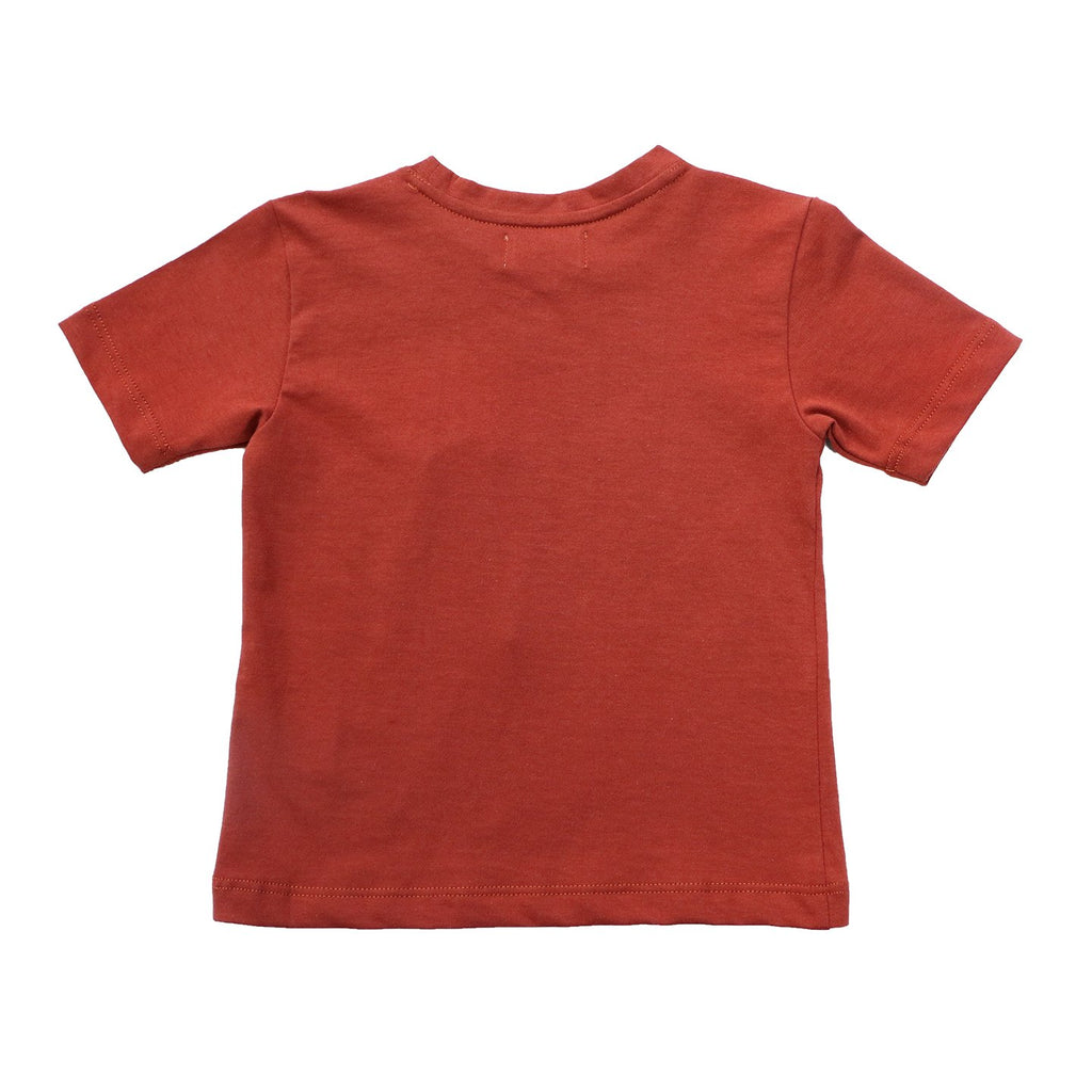 Beetle T-shirt Red