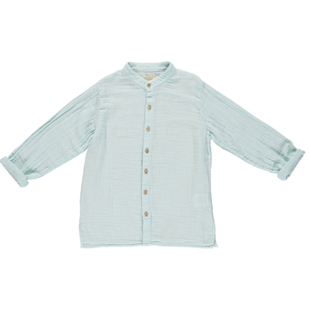 Breeze Shirt Green