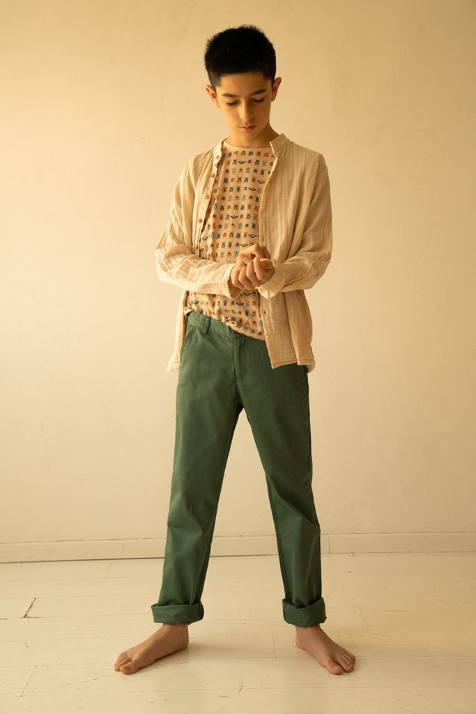 Desert Trouser Green