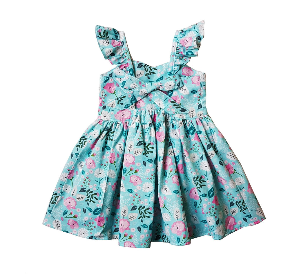 Candy Blue Dress