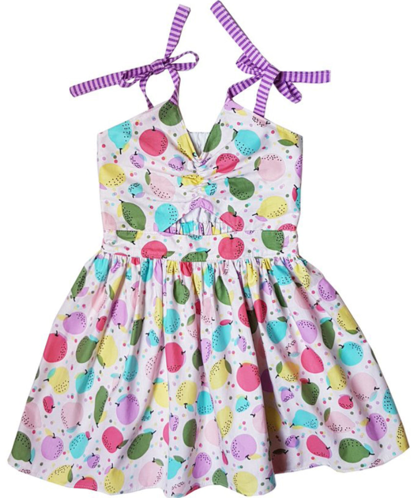 Fun Lemons Summer Top Dress