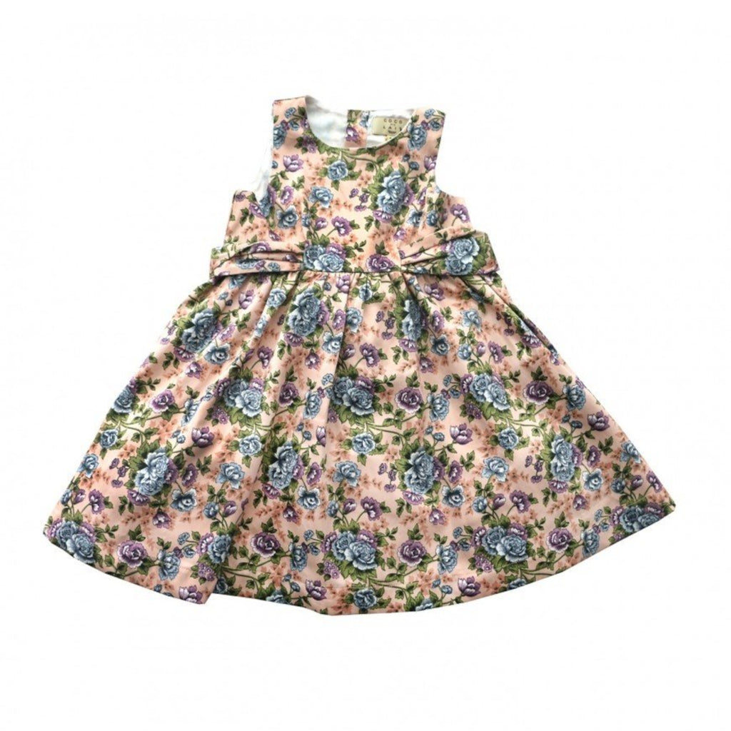 Isabella Dress with Ribbon