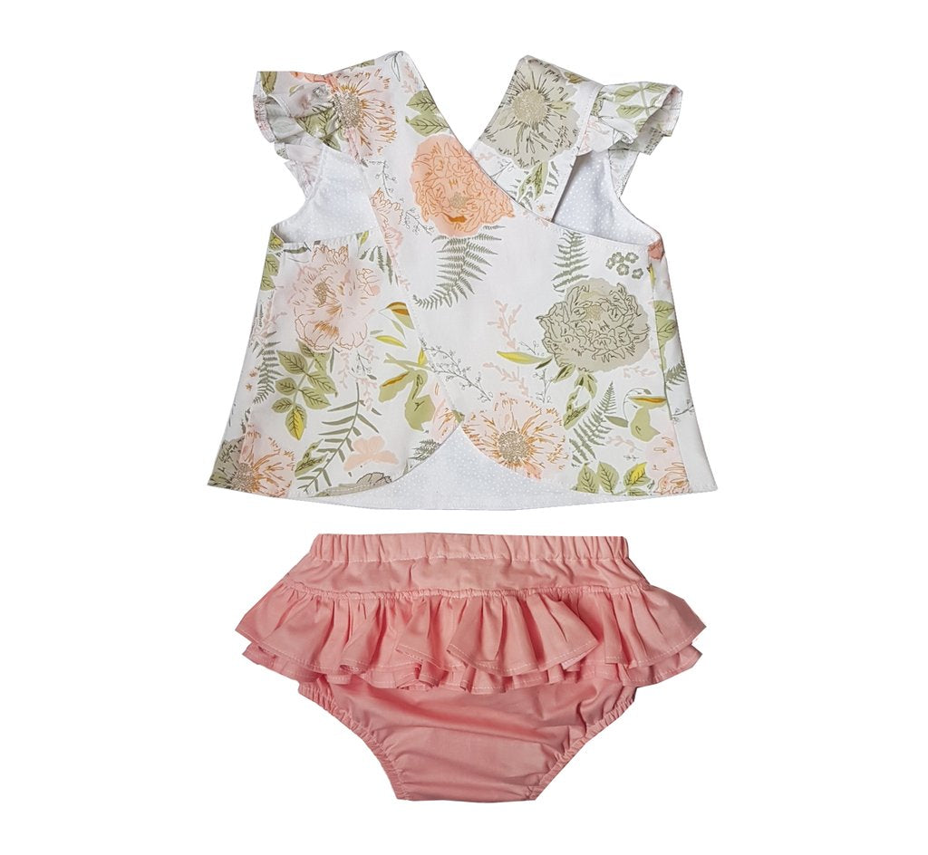 Bloomer & Pinny - Sweet Floral