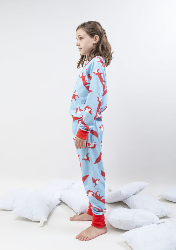 Little Wolf Pajama