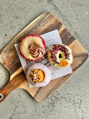 specials of the week at Doughheads for doughnuts