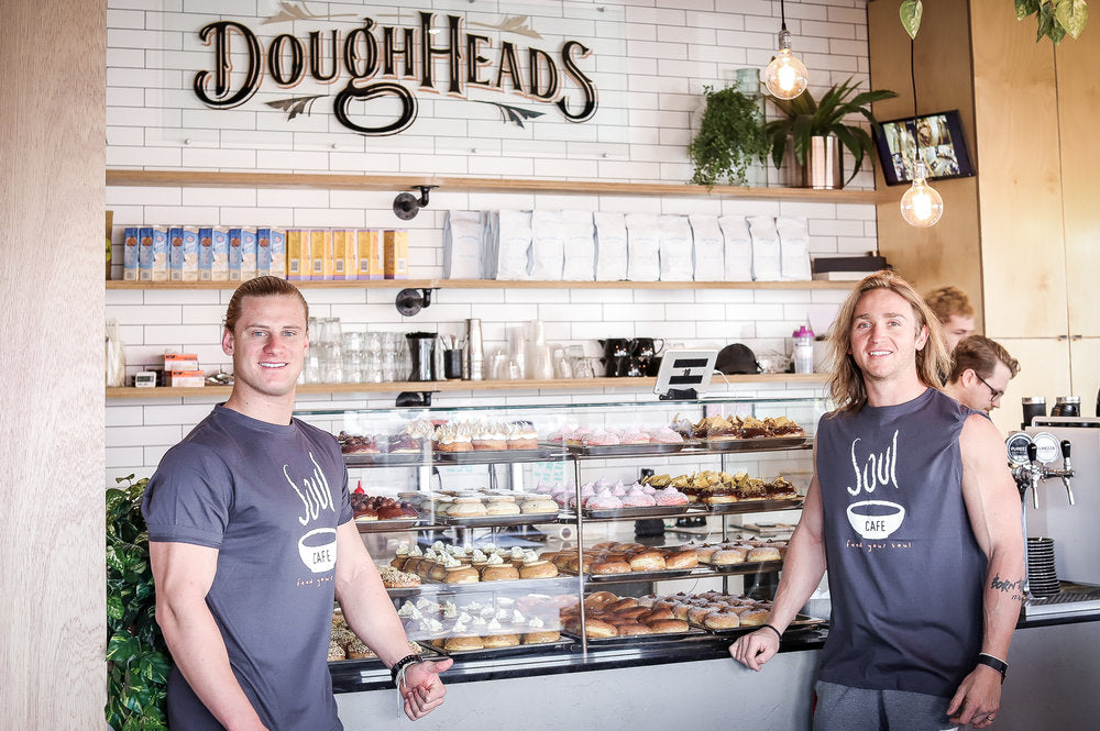 Doughheads partners with Soul Cafe