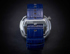 Zoid Magic Crystal Stainless Steel / Blue