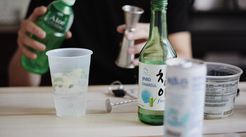 5 Best & Simple Ways to Drink Soju