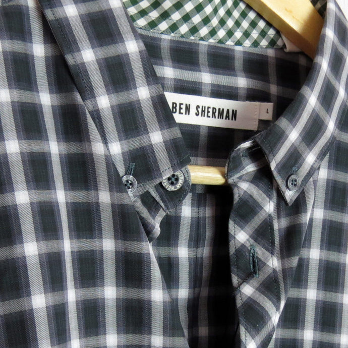 MARGATE CHECK SHIRT - PINE GROVE