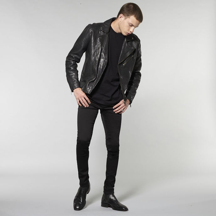LEE SUB ZERO JEANS - STAY BLACK