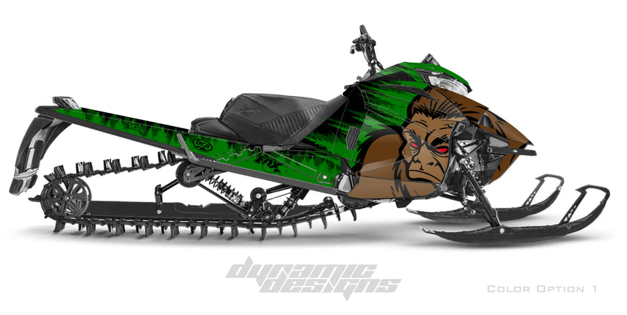 YAMAHA - BIGFOOT