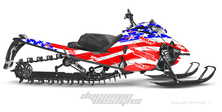 ARCTIC CAT - PATRIOT