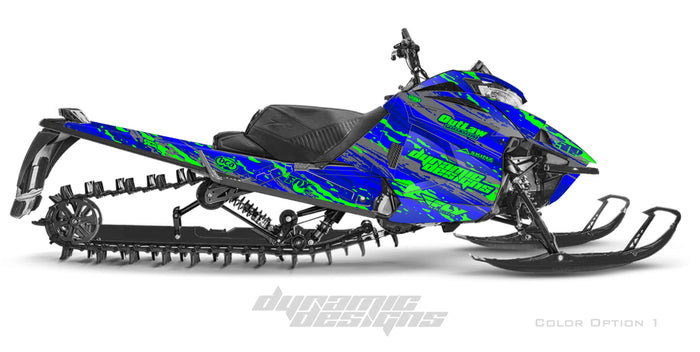 ARCTIC CAT - SHREDDER