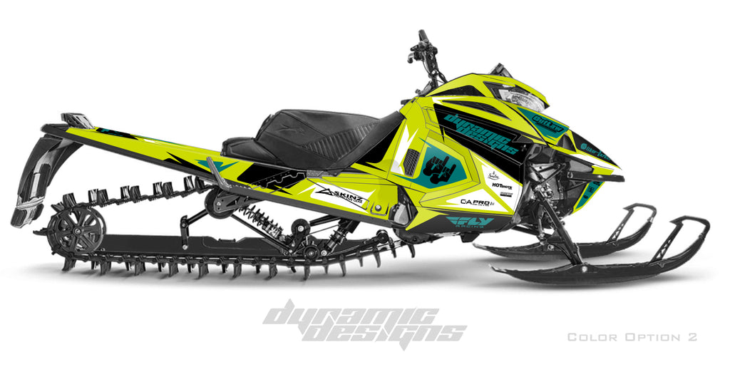 ARCTIC CAT - THE BOSS