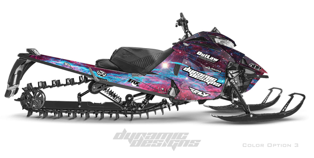 ARCTIC CAT - GALAXY