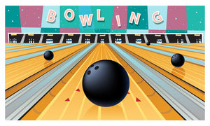 1 Adult/1 Youngster for 1 Hour Bowling Session