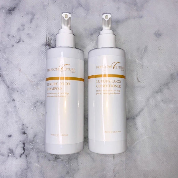 FC SHAMPOO CONDITIONER & SERUM Pack 💞