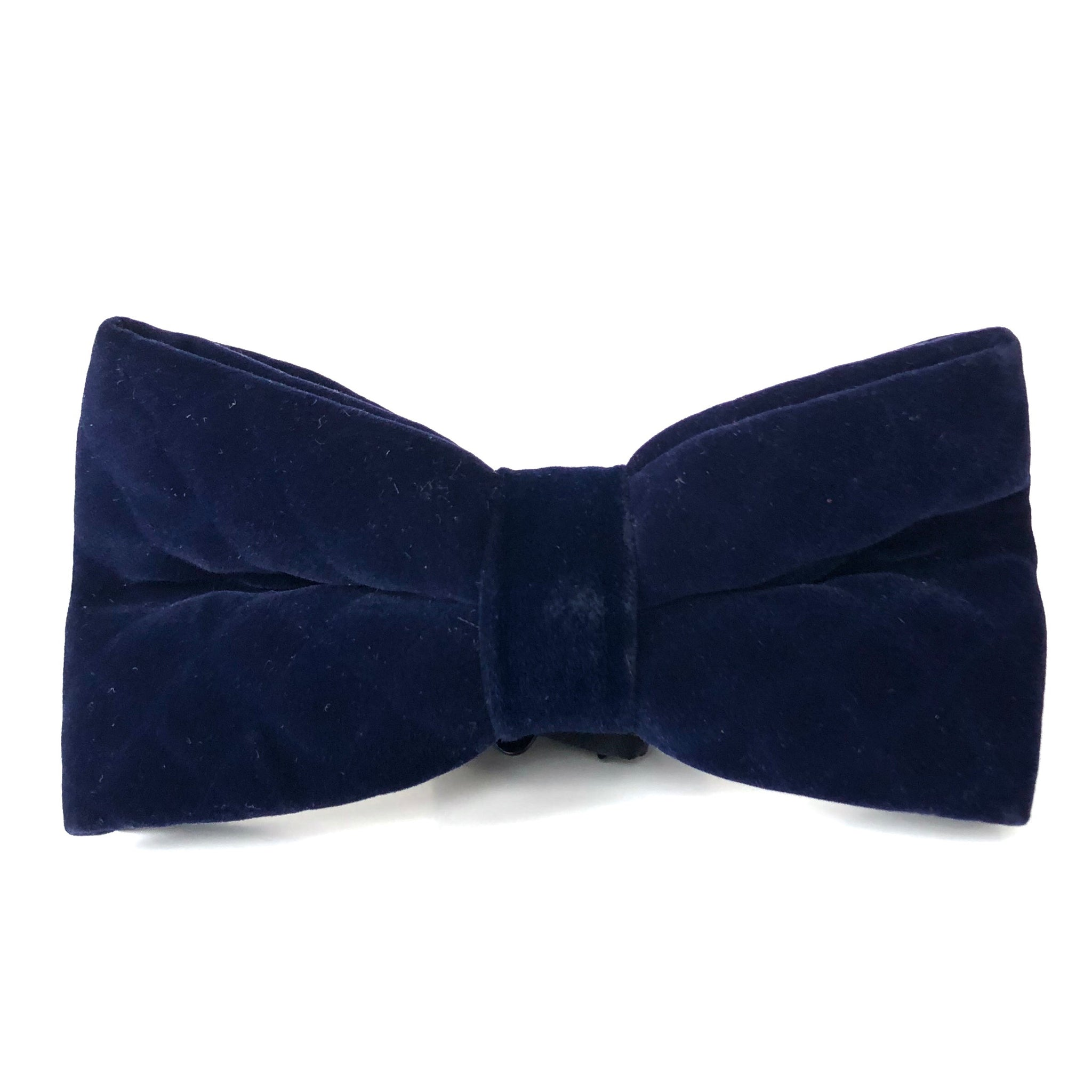 Simon Bow Tie in Navy