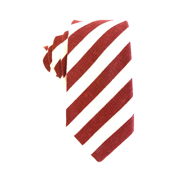 Baker Striped Tie