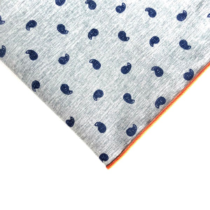 Heath Pocket Square