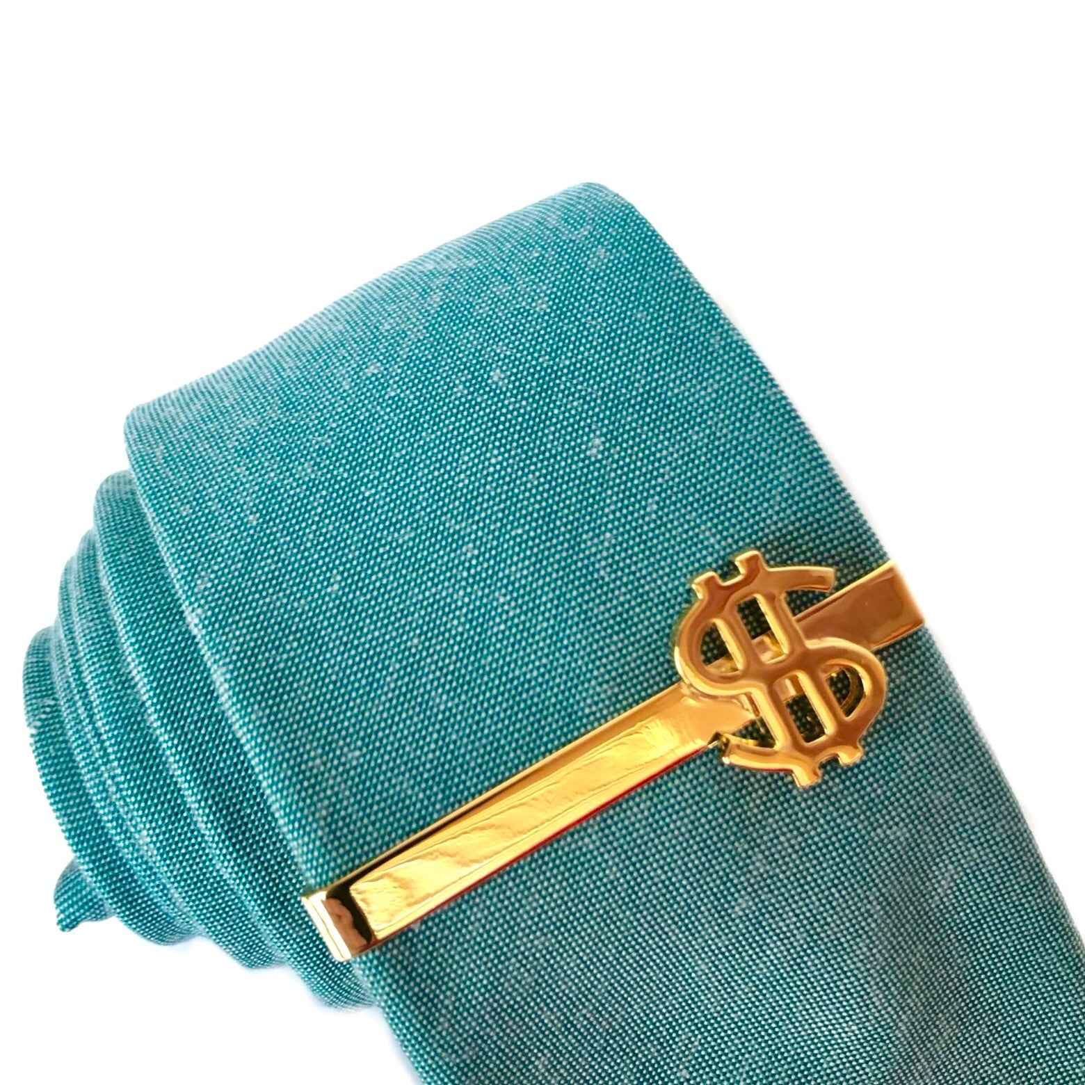 Mason Money Tie Clip