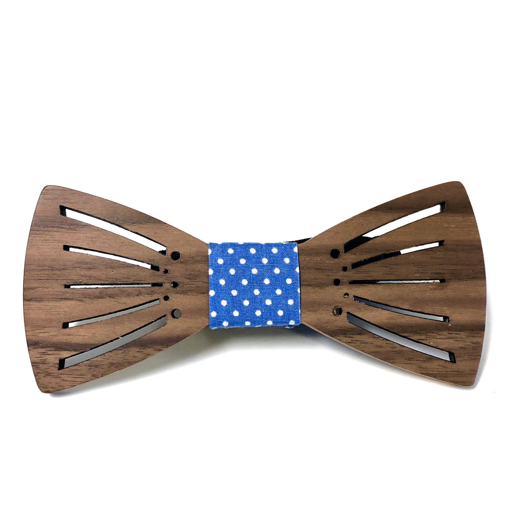 Isaiah Bow Tie in Blue