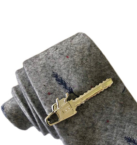 Sawyer Saw Tie Clip